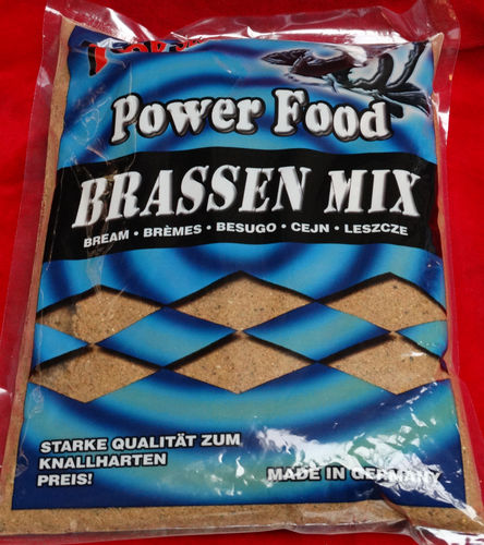 TOP SECRET Power Food Brassen / Blei 1kg
