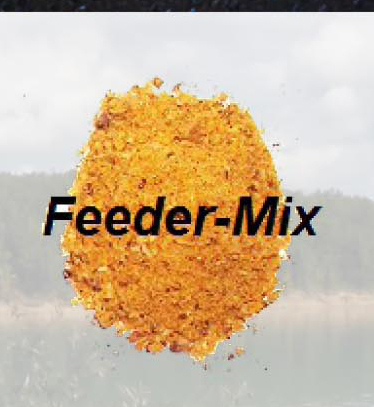 TOP SECRET Power Food Color Feeder 1kg