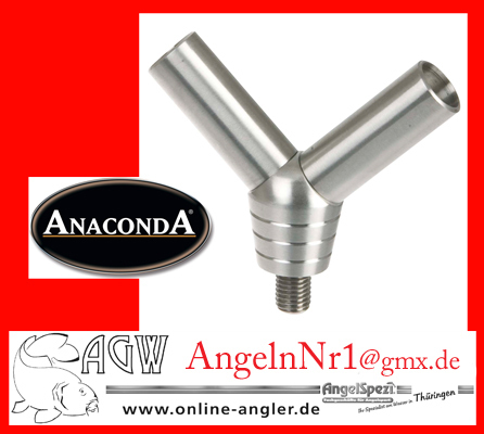 ANACONDA Stainless Steel Net Block