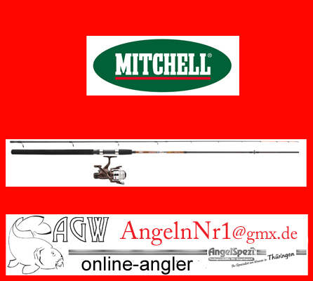Mitchell Adventure Fire Quiver 272 Combo 2,70m