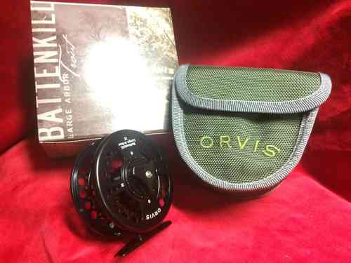 Orvis Battenkill Large Arbor Trout II black