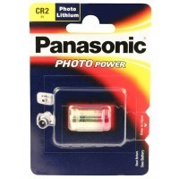 Panasonic CR2 3V Lithium Power