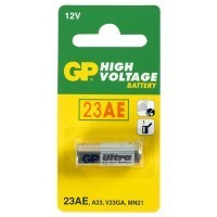 GP 12V 33mAh High Voltage Batterie