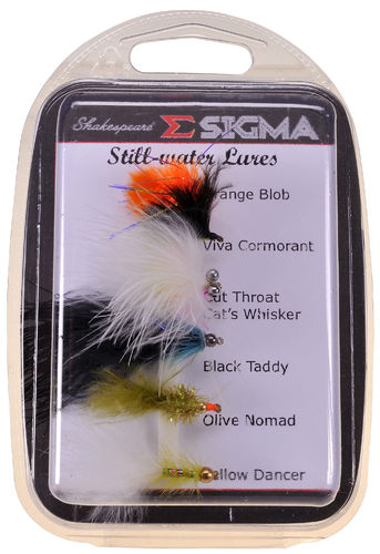 Shakespeare Fly Selection N°8 Streamer (& Stillwater)