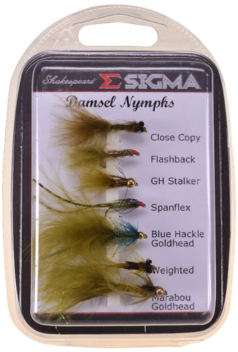 Shakespeare Fly Selection N°7 Damsel