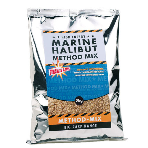 Dynamite Halibut Method Mix 2kg