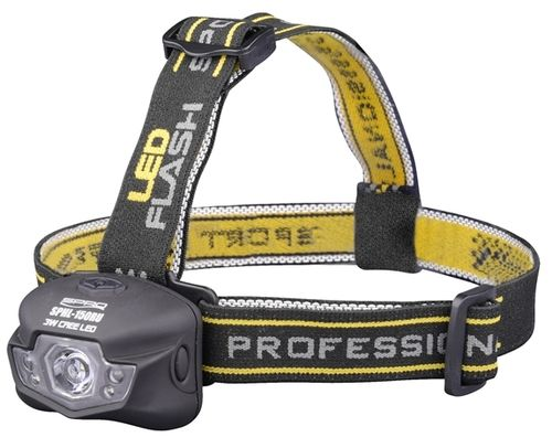 SPRO Cool White Head Lamp SPHL150RU