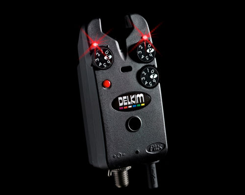 Delkim TX-i Plus Flame Red