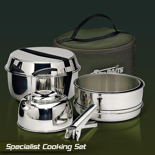 Starbaits Specialist Cooking Set