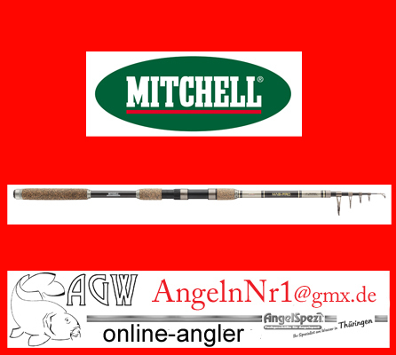 Mitchell MAG Pro Tele Compact Carp T330