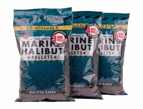 Dynamite Marine Halibut Pellets 16mm