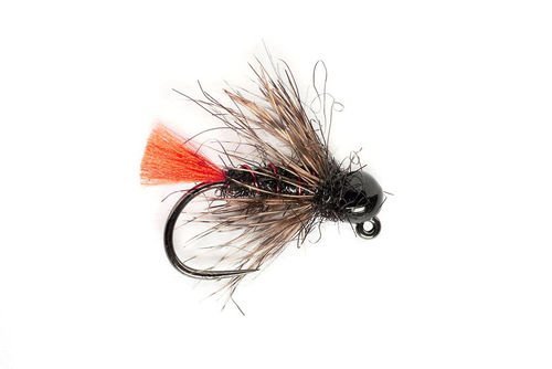 FM Tungsten KJ Flashback Red Tag #12 barbless