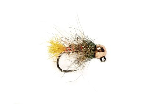 FM Tungsten SR Orange Tag #12 barbless