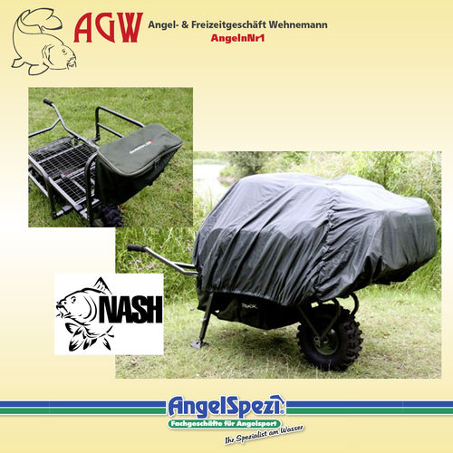 Nash Barrowlogix Barrow Cover & Bag