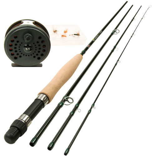 DAM Forrester Fly Allround Fly Fishing Kit