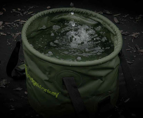 Ridge Monkey Collapsible Water Bucket 15 Liter
