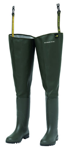 Kinetic Classic Hip Wader Bootfood (P) #42 Dark Green
